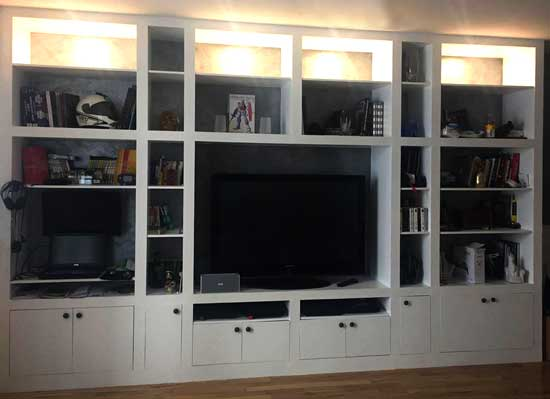 build-bookcase-TV-stand-1