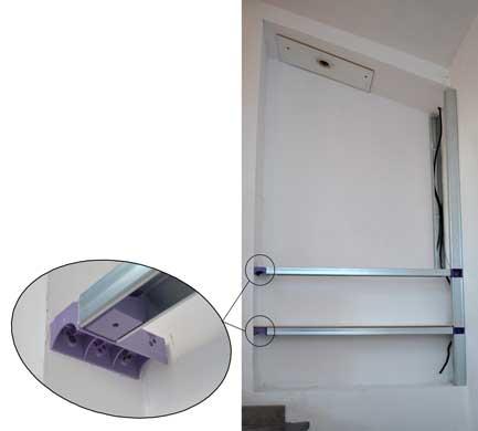 Fabriquer une etagere dans escalier - Amenager une cage d escalier ...