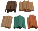 100 Wooden Shims