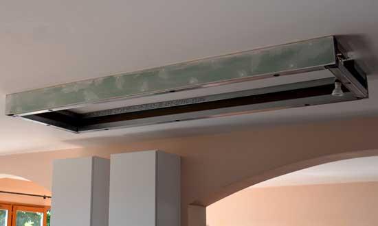 Fabriquer Un Faux Plafonds Lumineux
