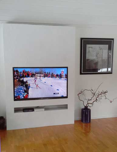 How to build a nordic style tv unit - Meuble tv vintage scandinave ...