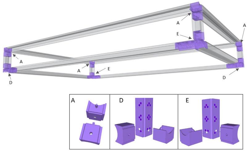 How to build a lighting box - Plan pour fabriquer un ilot de cuisine ...