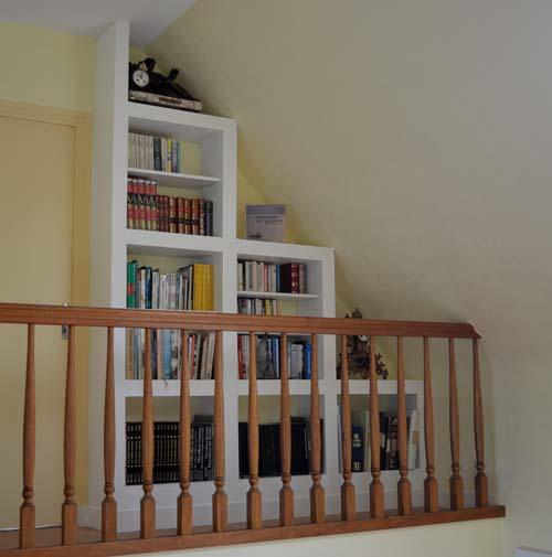 Tutoriels fabriquer meuble placo - Comment fabriquer une bibliotheque ...